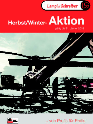 Herbst/Winter-Aktion 2017/2018